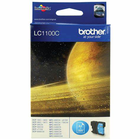 BROTHER LC-1100C CYAN - Declic Informatique