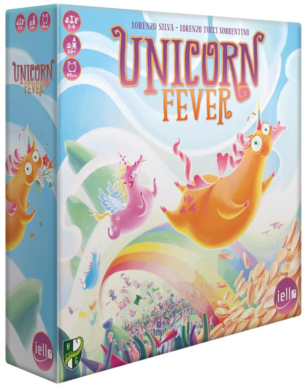 UNICORN FEVER - Declic Informatique