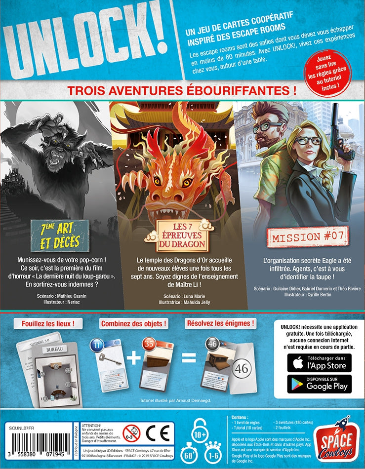 UNLOCK! EPIC ADVENTURES - Declic Informatique