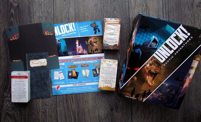 UNLOCK! EXOTIC ADVENTURES - Declic Informatique