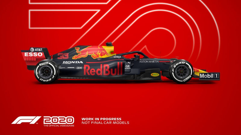 Codemasters reveals the F1 2020 release date! | Simplace