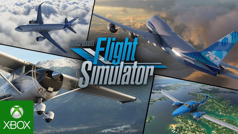 Microsoft Flight Simulator 2020 System Specifications | Simplace