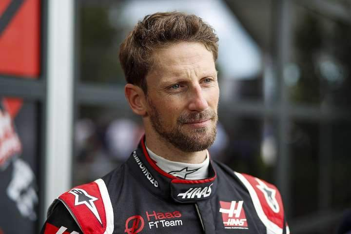 Romain Grosjean starts his own esports team! | Simplace