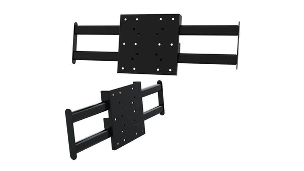 Add-on Side Arms for Triple Monitor Stand 22-33″ - Simplace.co