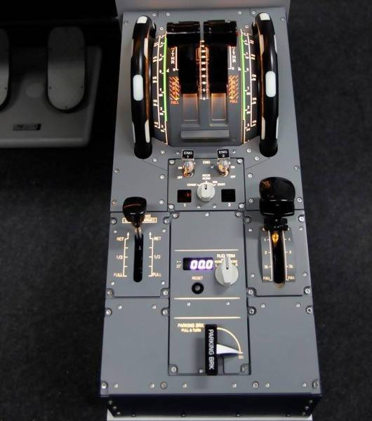 Airbus A320 TQ BOX Plug&Play - Simplace.co