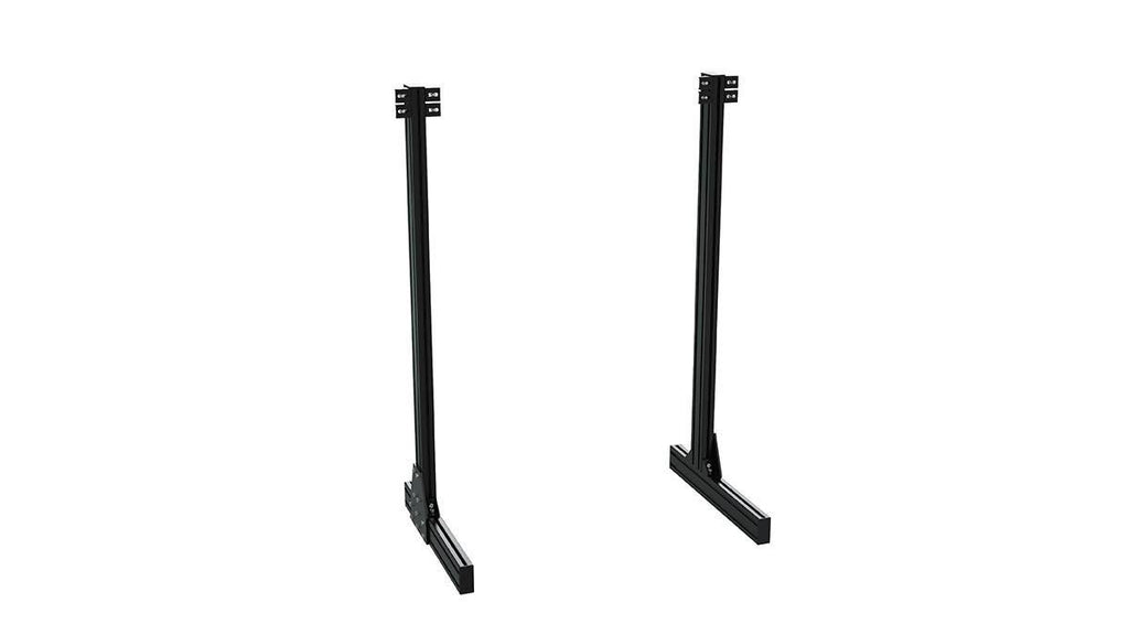 Aluminium Profile Legs for Floor Monitor Stand for TR8020 Monitor Stand - Simplace.co