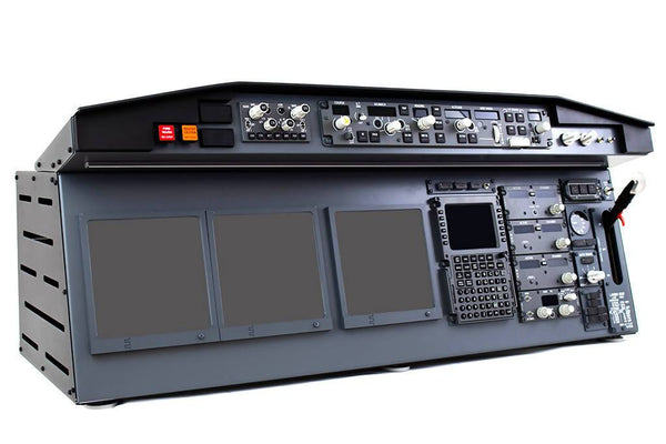 B737 Desktop Simulator ADVANCED Plug&Play - Simplace.co