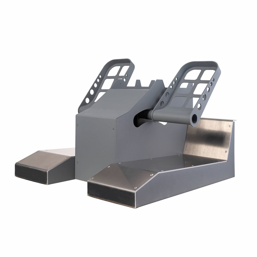 B737 Rudder Pedals Plug&Play - Simplace.co