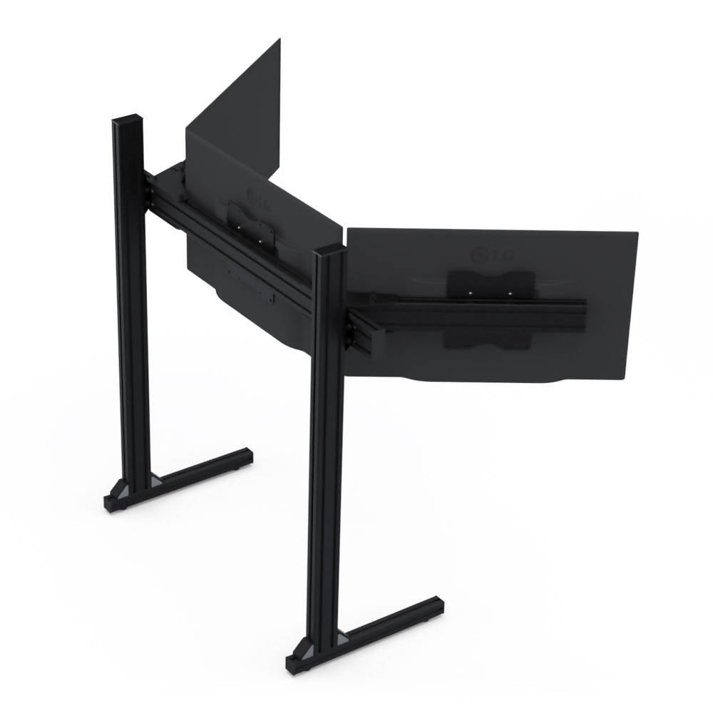 Triple Monitor Stand 100-200