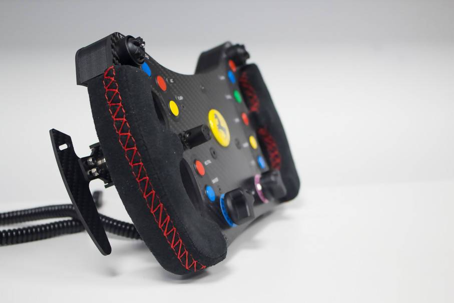 Ferrari 488 GTE Elite Steering Wheel - Simplace.co