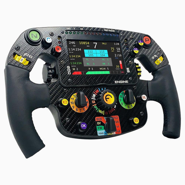 Formula Steering Wheel (PC - PS4 - Xbox One) - Simplace