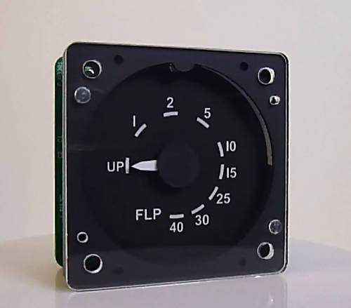 GSA-014 FLAP GAUGE WITH 9 POSITIONS (BOEING) - Simplace.co