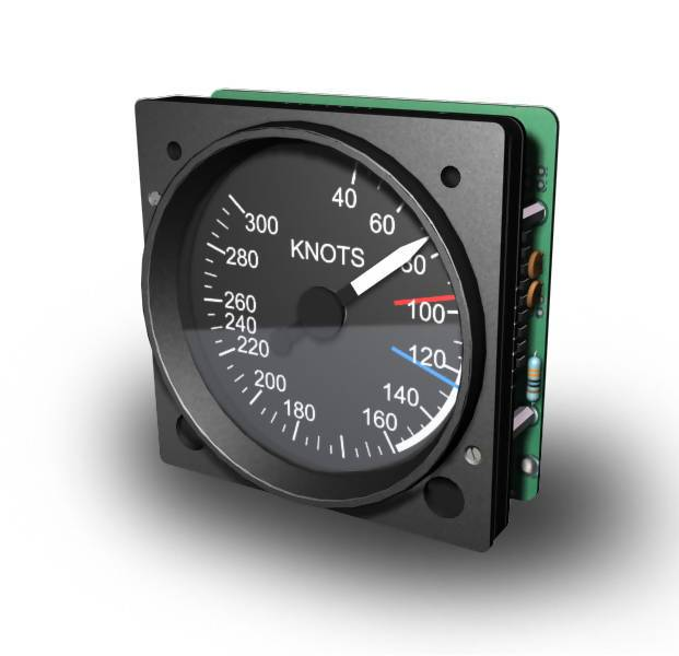 GSA-019 INDICATED AIR SPEED 300 KTS - Simplace