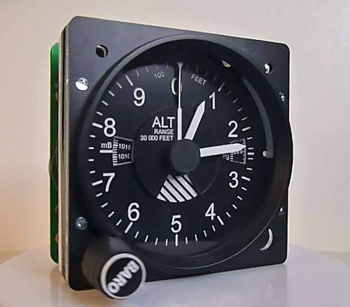 GSA-021 ANALOGUE ALTIMETER - Simplace.co