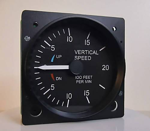 GSA-022 VERTICAL SPEED INDICATOR 2000 FT/MIN - Simplace.co