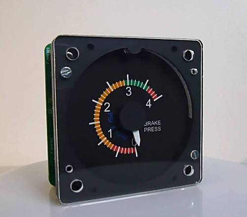 GSA-028 BRAKE PRESSURE INDICATOR (BOEING) - Simplace.co