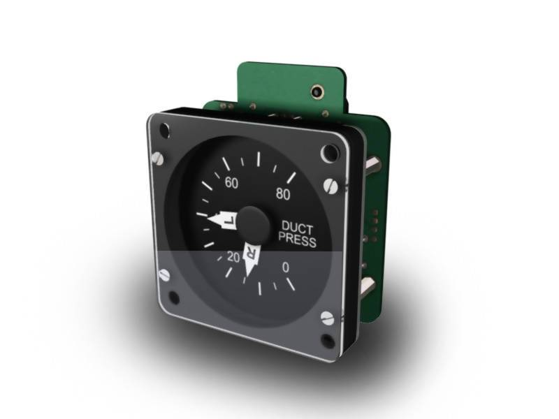 GSA-029 DUCT PRESSURE INDICATOR (BOEING) - Simplace.co
