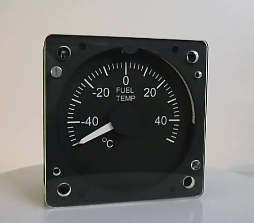 GSA-031 FUEL TEMP INDICATOR (BOEING) - Simplace