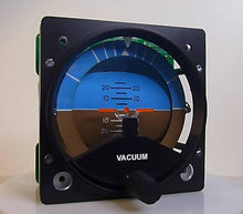 Load image into Gallery viewer, GSA-037 ATTITUDE INDICATOR BROWN / BLUE WITH PITCH ADJUSTMENT - Simplace.co