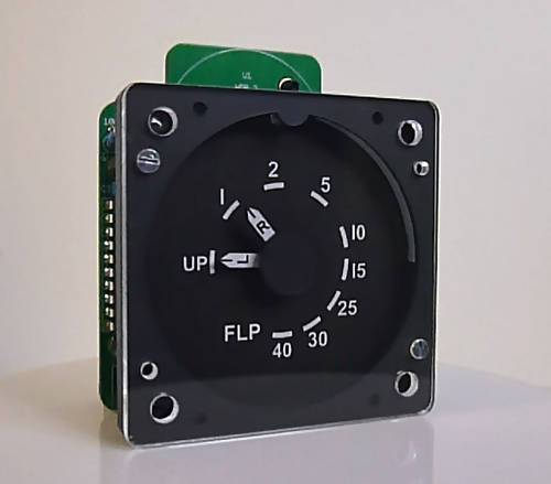 GSA-044 DUAL 9-POS. FLAP INDICATOR (BOEING) - Simplace.co