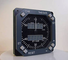 Load image into Gallery viewer, GSA-070 CHRONOMETER/CLOCK GREY BOEING STYLE - Simplace.co