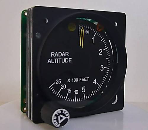 GSA-091 RADAR ALTIMETER WITH DH - Simplace.co