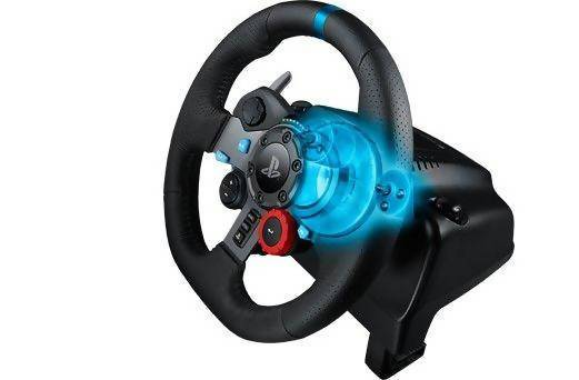 Logitech G29 Force Feedback Racing Wheel - Simplace.co