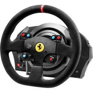 Thrustmaster T300 Ferrari Integral Racing Wheel & Pedals - Thrustmaster