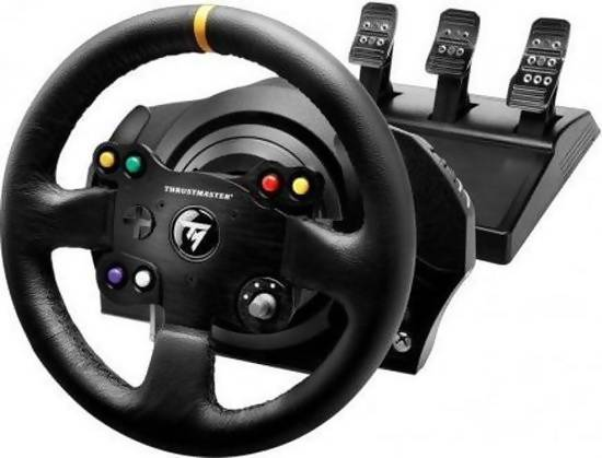Thrustmaster TX Racing Wheel Leather Edition + Pedals - Thrustmaster