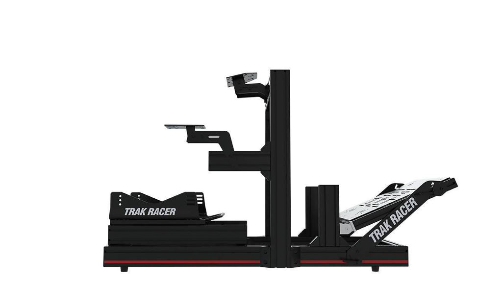 TR8020 Black TR80 Mach 2 80mm x 40mm Aluminium Cockpit with Wheel Deck - Simplace.co