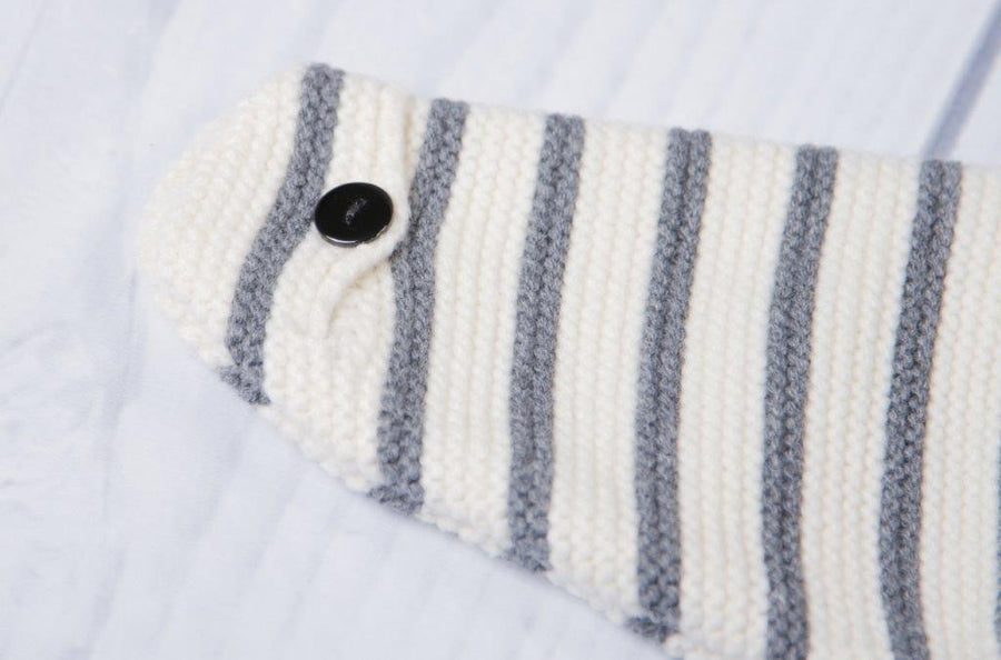 Abimola knitted Swaddle