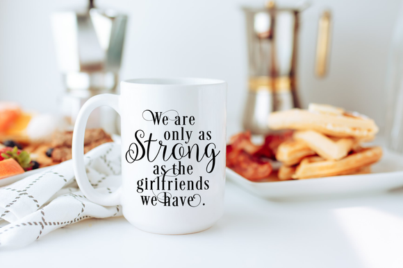Girlfriend Mug Gift for Best Friend