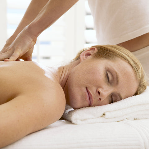 ESPA Shoulder Neck & Scalp Massage