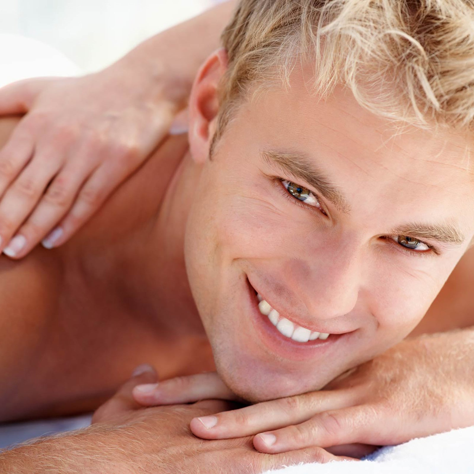 ESPA Mens Back, Face and Scalp Treatment