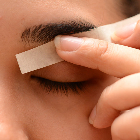 Eyebrow Tidy Warm Wax