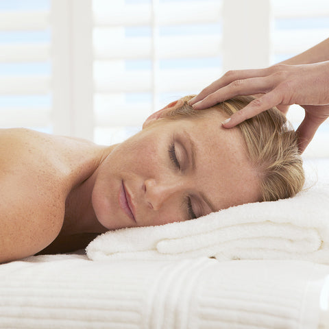 ESPA Back, Face and Scalp Treatment