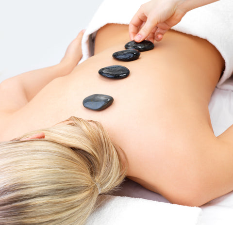 ESPA Hot Stones Relaxing Full Body Massage