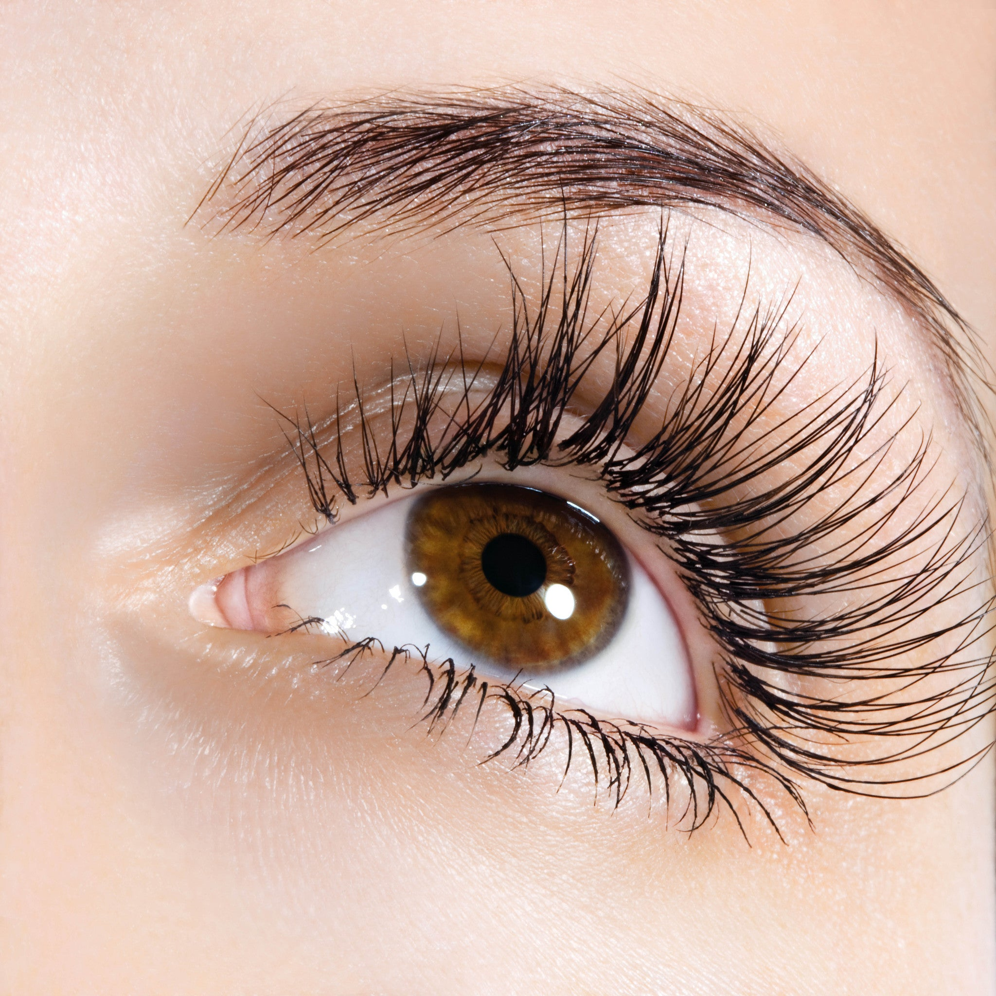 Semi Permanent Eyelashes - Half Set
