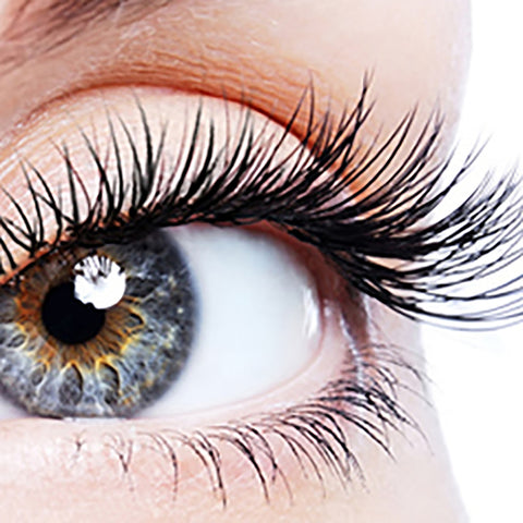 Semi Permanent Eyelashes - Full Set