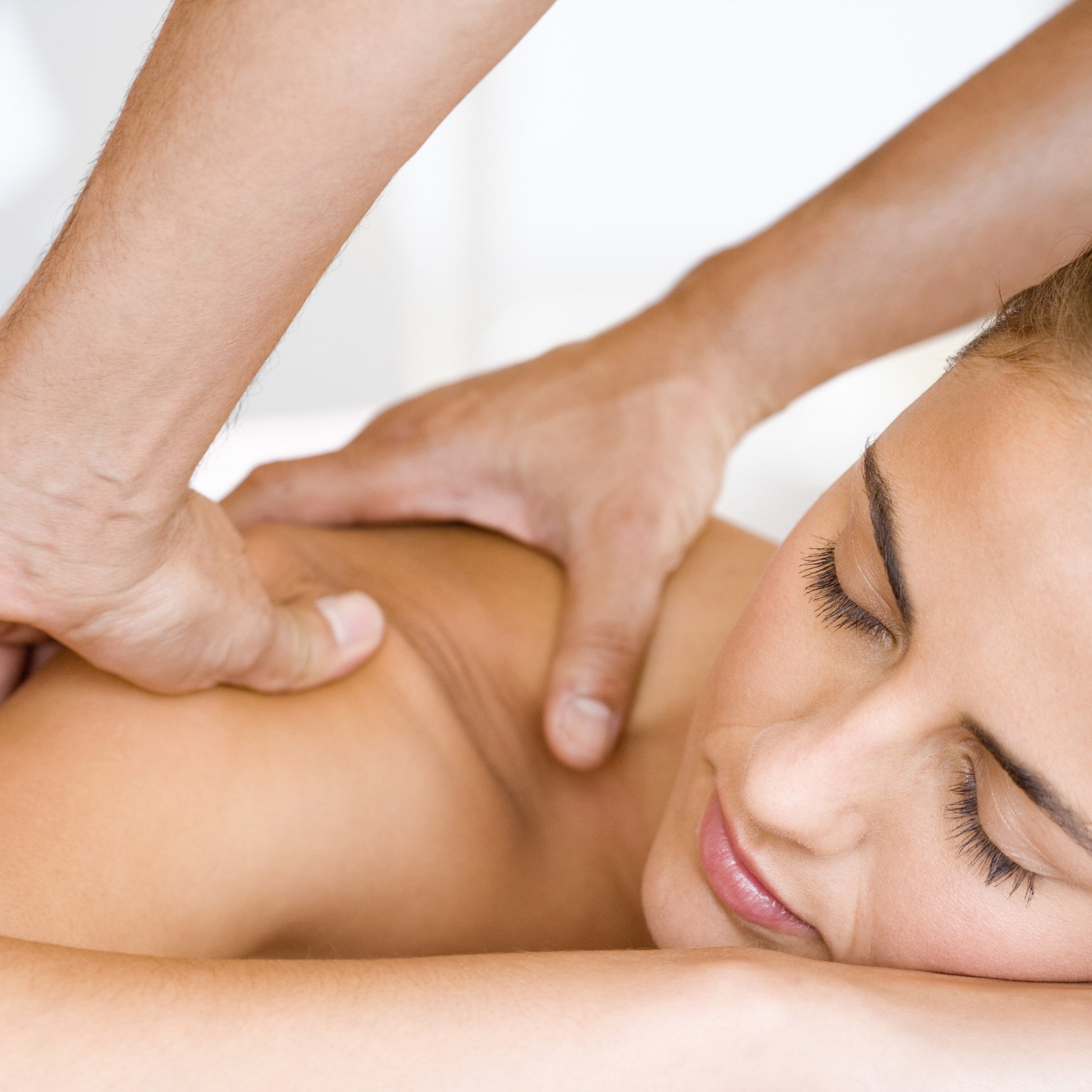 ESPA Back, Neck and Shoulder Massage