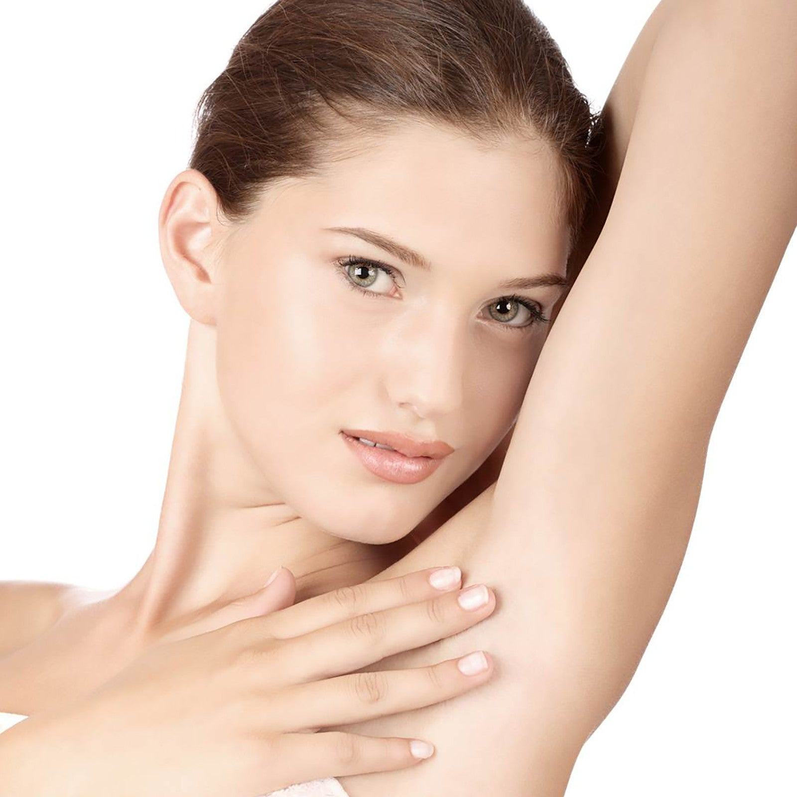 Under Arm Warm Wax