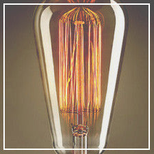 Light Bulbs | LED and Edison