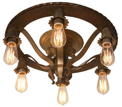 Industrial Antique Light