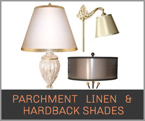parchment and linen shades toronto