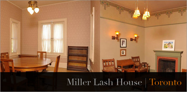 miller lash house lighting toronto