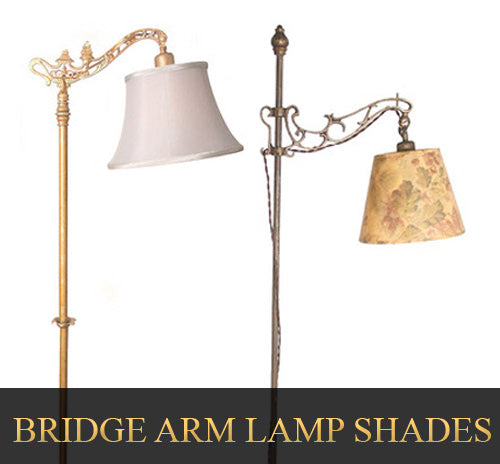 bridge arm lamp shades toronto