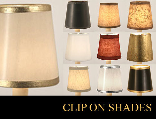 clip on lamp shades toronto