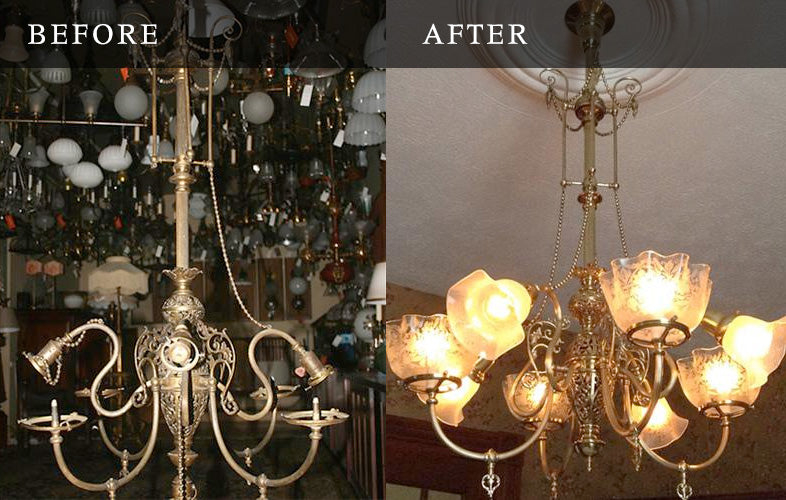 lighting restoration toronto