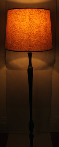 Handmade Kraft Lacquer Parchment Lampshade