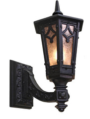 antique porch light